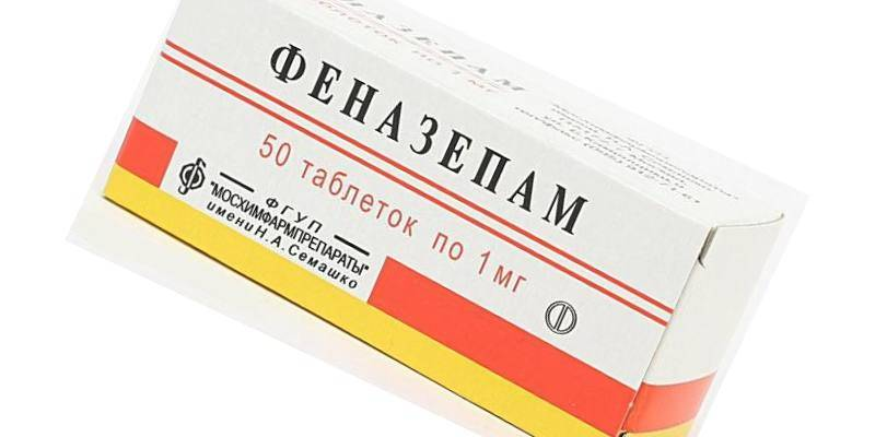 Седативные препараты алкоголизм
