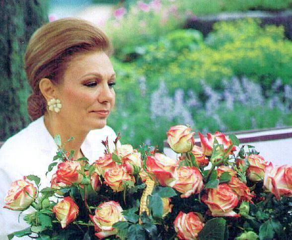 Роза эмпресс фарах