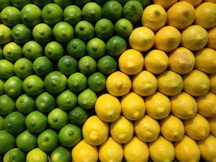 Какие цитрусовые фрукты