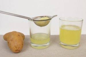 Настойка картофельных ростков на водке применение