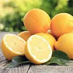 Обрезка лимона