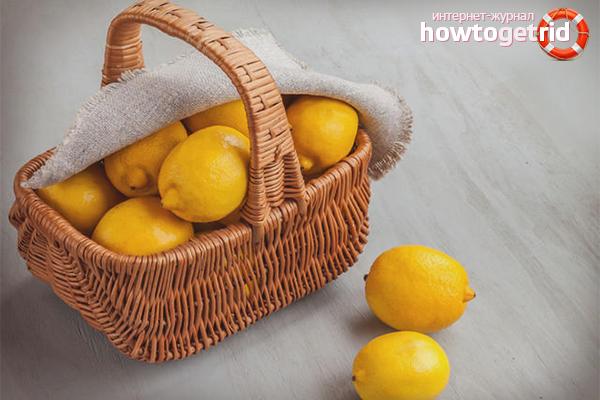 Как сохранить лимоны на долго