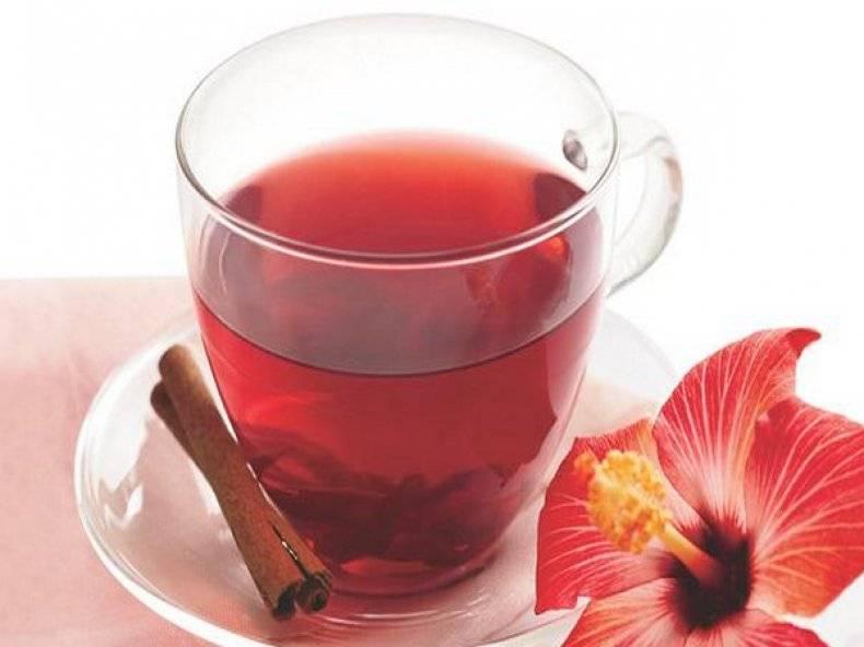 Гибискус (чай каркаде)