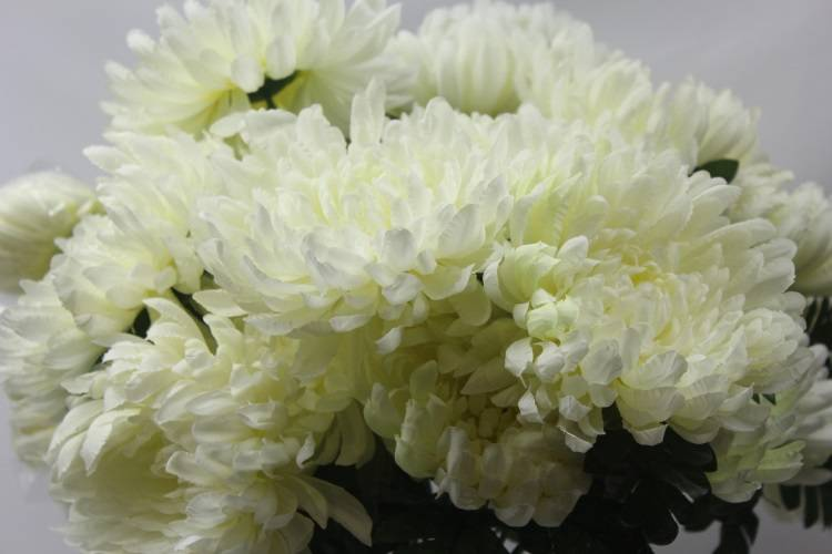 Букет из хризантем и гербер